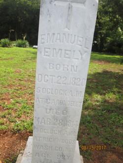 Emanuel Emily