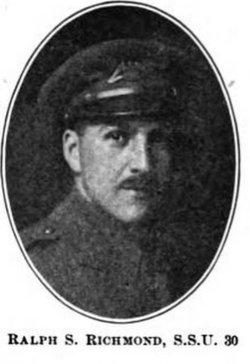 Ralph Sumner Richmond