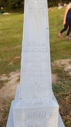 Hiram Perry Hancher, Sr