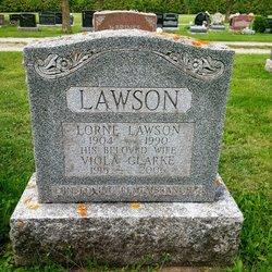 Viola <I>Clarke</I> Lawson