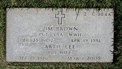 Artie Lee Brown