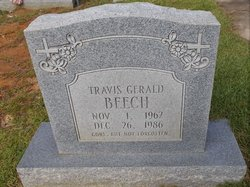 Travis Gerald Beech