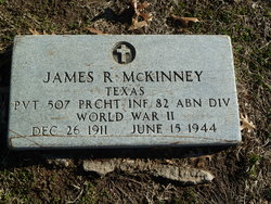 James R McKinney