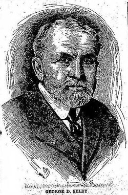 George Dyar Selby