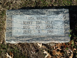 Mary Ida Self