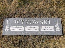 """Joanna B """"Jennie"""" Wykowski"""