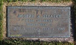 Joseph A Sliasky