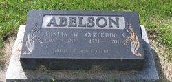 Gertrude Sophia <I>Warren</I> Abelson