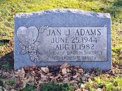 Janice J. <I>Cylke</I> Adams