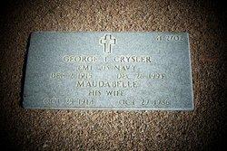 George T Crysler