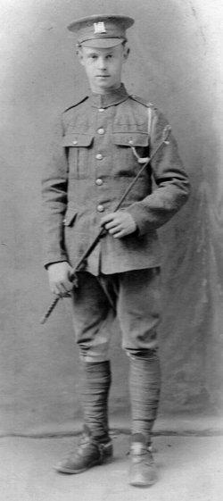 Pvt James Frazer Johnston