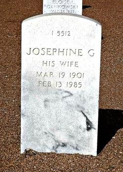 Josephine <I>Galvan</I> Desplanques