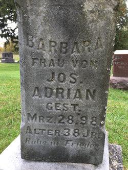 Barbara <I>Heinz</I> Adrian
