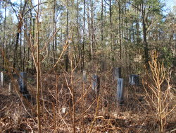 Old Strickland Cemetery