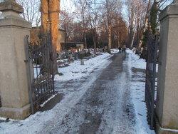 Stuttgart-Möhringen Friedhof