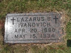 Lazarus B Ivanovich