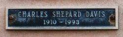 Charles Shepard Davis