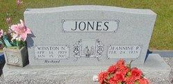 Winston Jones