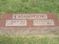 Lora Ethel <I>Day</I> Lashbrook