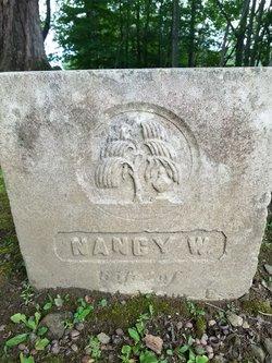 Nancy <I>Whitney</I> Adams