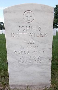 John Shirley Dettwiler