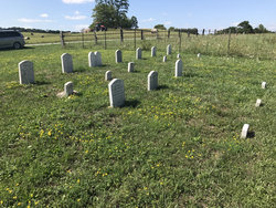 Amish Hidden Acres Rest Cemetery