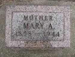 Mary Anna <I>Eisenrich</I> Panter