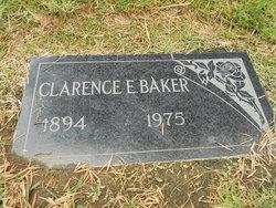 Clarence Eddy Baker