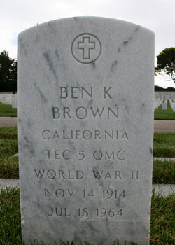 Ben Karl Brown
