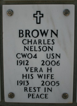 Charles Nelson Brown