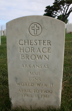 Chester Horace Brown