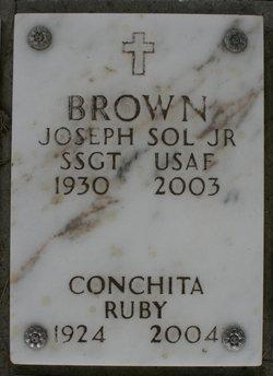Conchita Ruby Brown