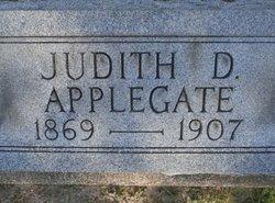 Judith Ellen <I>Davids</I> Applegate