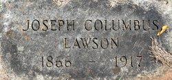 Joseph Columbus Lawson