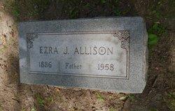 Ezra J. Allison