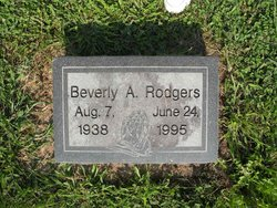 Beverly A Rodgers