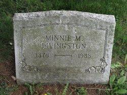 Minnie M. <I>Rohler</I> Livingston