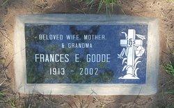 Frances Elizabeth <I>Kellerby</I> Godde