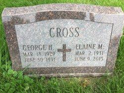 Elaine M <I>Klemm</I> Cross