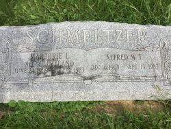 """Marjorie L """"Marge"""" <I>Cleveland</I> Schmeltzer"""