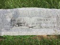 "Alfred Warner Thomas ""Al"" Schmeltzer"