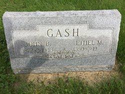 John B Gash