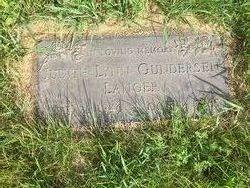 Judith Lynn <I>Gundersen</I> Langer