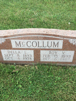 Roy V McCollum