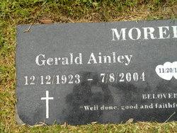 "Gerald Ainley ""Jerry"" Moreland"