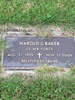 Harold Gordon Baker, Jr