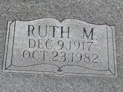 Ruth <I>Bechtold</I> Derrick