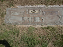 Pearl Lee <I>Sparks</I> Bailey