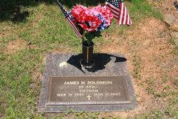 "James N ""Farmer"" Solomon"