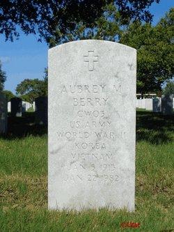 Aubrey Millard Berry